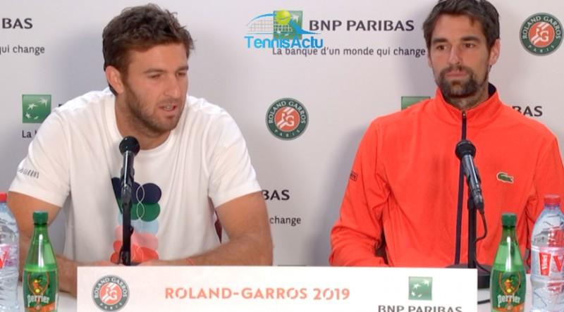 Roland-Garros (D) - Les potes Chardy et Martin visent Londres