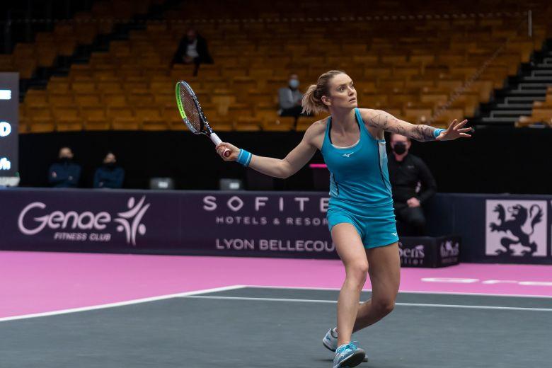 <b>WTA</b> - Dubaï (Q) - Tereza Martincova est passée à autre chose