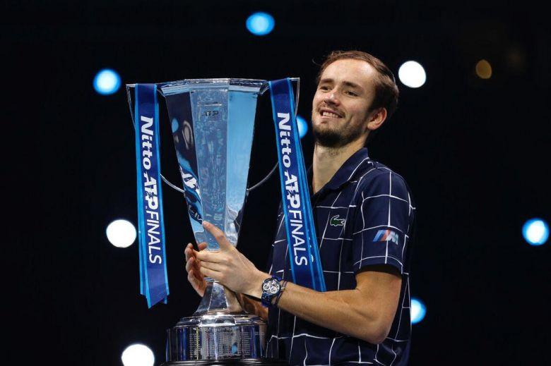 ATP Finals - Daniil Medvedev, le nouveau Tsar, le nouveau 'Maître' !