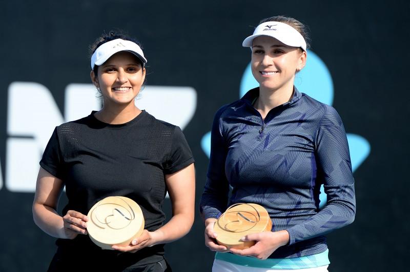 WTA - Hobart (D) - 834 jours plus tard, Sania Mirza revient et triomphe !