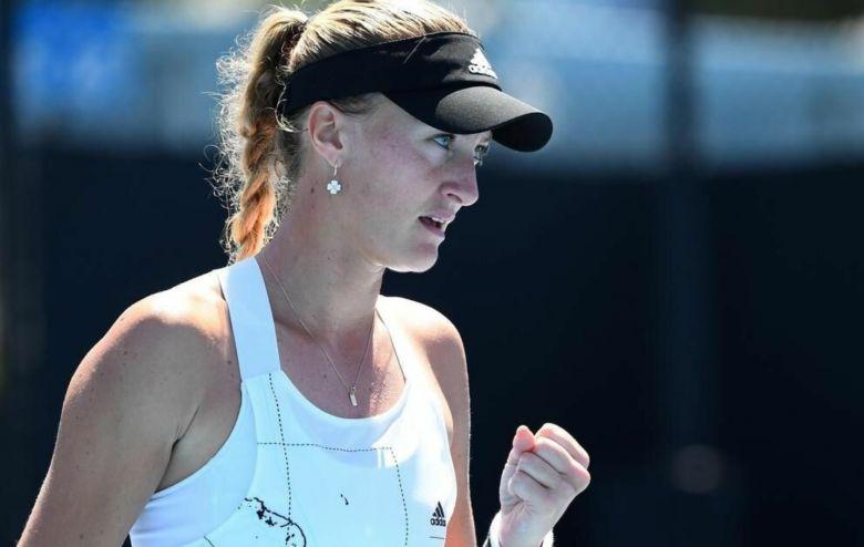 WTA - Portoroz - Kiki Mladenovic domine Ana Konjuh et file en quarts !