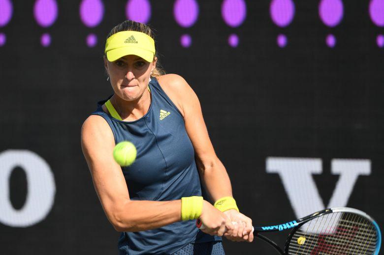 WTA - Portoroz - Mladenovic impuissante, Putintseva et Juvan passent...
