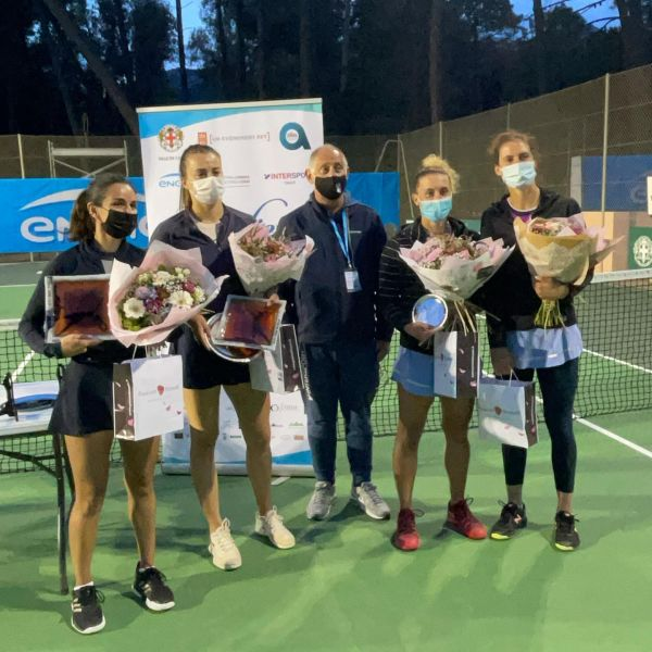 Calvi (W25)  - Amandine Hesse n'a pas tout perdu en Corse !