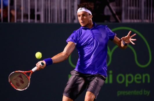 ATP - Kitzbuhel - Monaco en larmes lors de son abandon