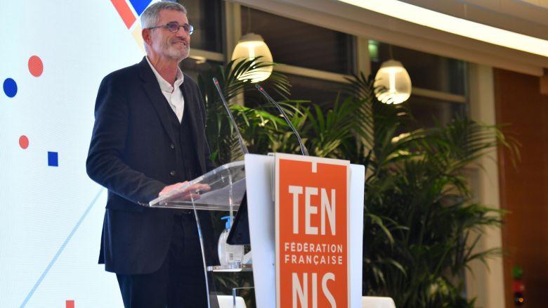 FFT - Gilles Moretton a constitué son équipe, le DTN reste à venir