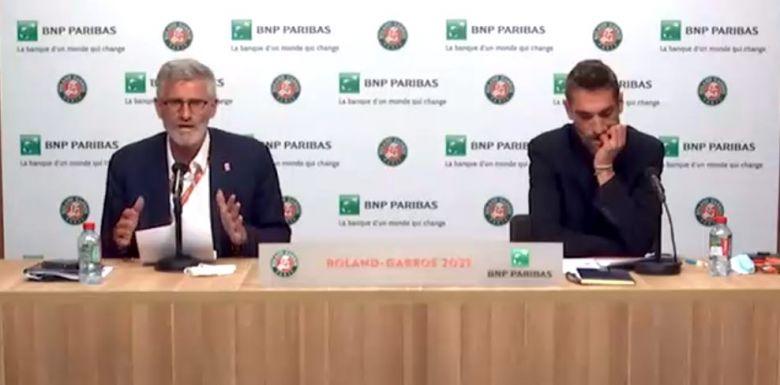 Roland-Garros - Moretton et le 0/29 : 'On savait qu'on allait subir'
