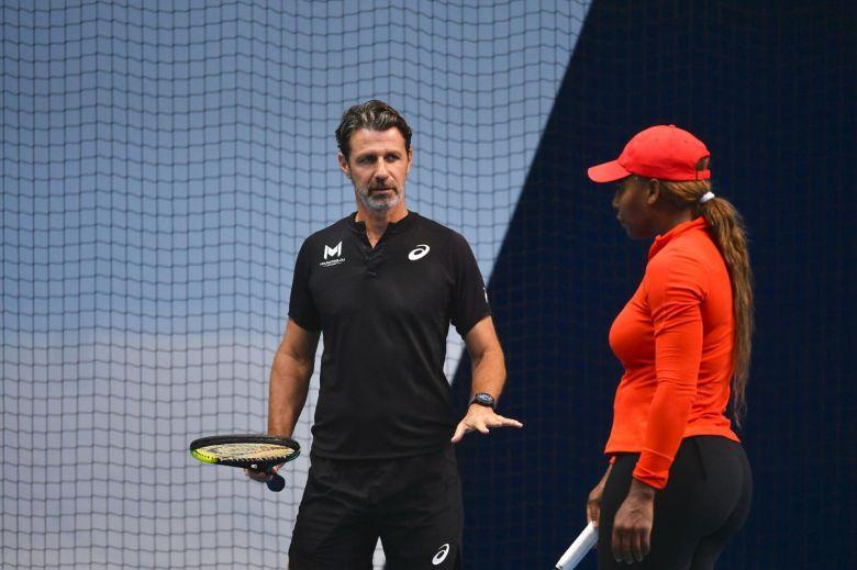 WTA - Patrick Mouratoglou : 'Quand t'es Serena, tu vis déjà à l'écart'