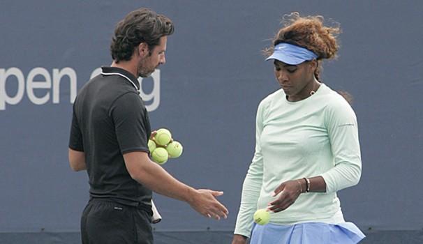 WTA - Le coaching depuis les tribunes : à l'essai à partir de lundi