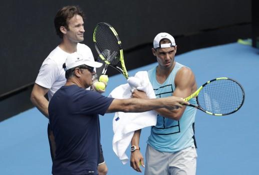ATP - Rafa sur Toni Nadal : 'Il était fatigué de voyager sans arrêt'