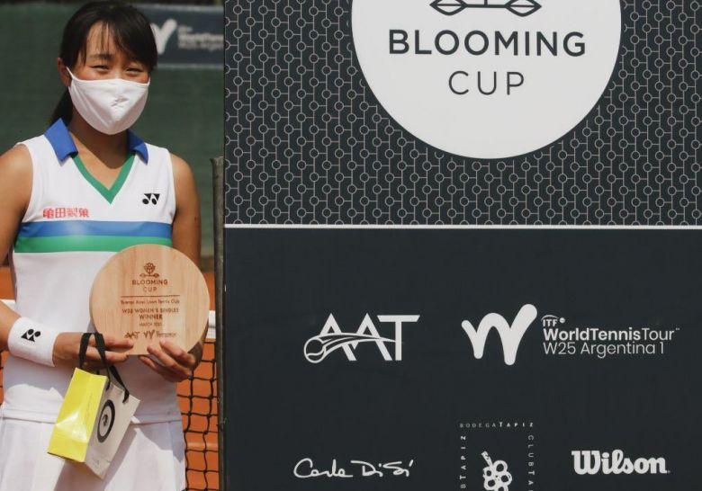 WTA - Yuki Naito grimpe petit à petit dans l'ombre de Naomi Osaka !