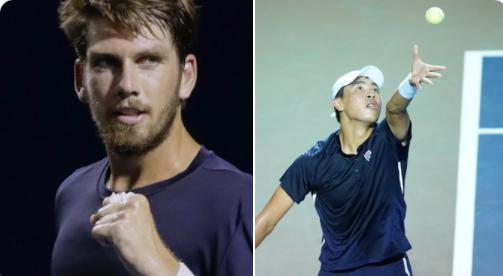 ATP - Los Cabos - Nakashima jouera sa première finale contre Norrie...