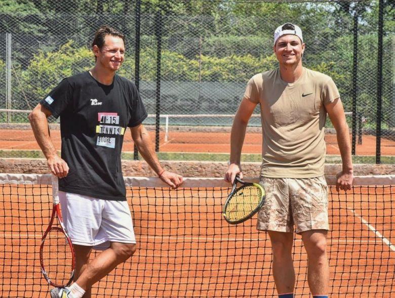 ATP - Cordoba - Nalbandian va coacher Kecmanovic, Paire face à Jarry
