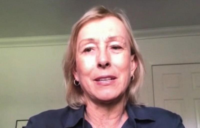 Wimbledon - Navratilova : 'Tout le monde dans le même bateau'