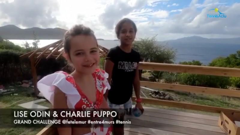 Le Mag - Quand Lise et Charlie défient Noah Fête le Mur : #Entre4Murs