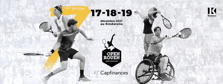 Exhibition - Richard Gasquet ira à Rouen du 17 au 19 décembre !