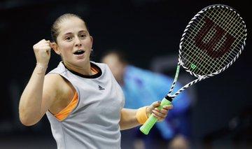 WTA - Luxembourg - Ostapenko dans la zone d'Elise Mertens