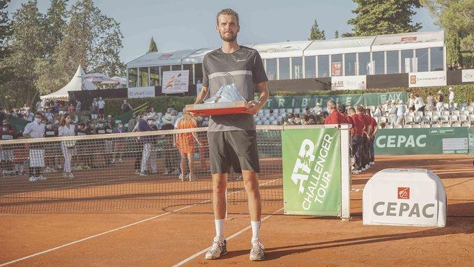 Aix-en-Provence (CH) - L'Allemand Oscar Otte décroche un titre mérité