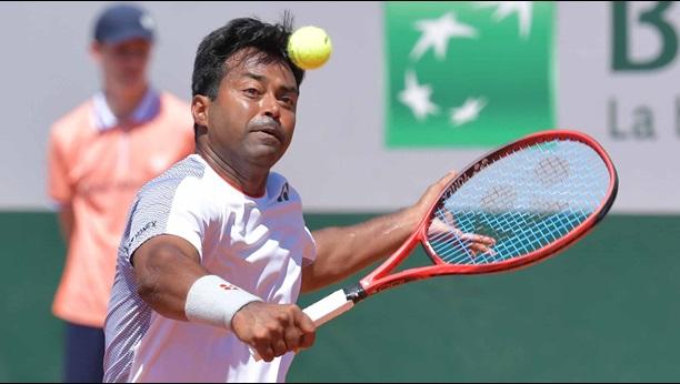 ATP - Une année supplémentaire pour l'Indien Leander Paes ?