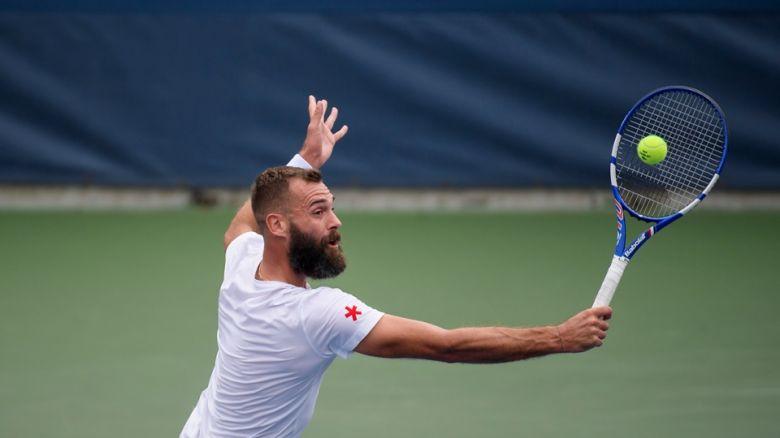 ATP - Nur Sultan - Paire s'écroule contre Gerasimov, Musetti a souffert