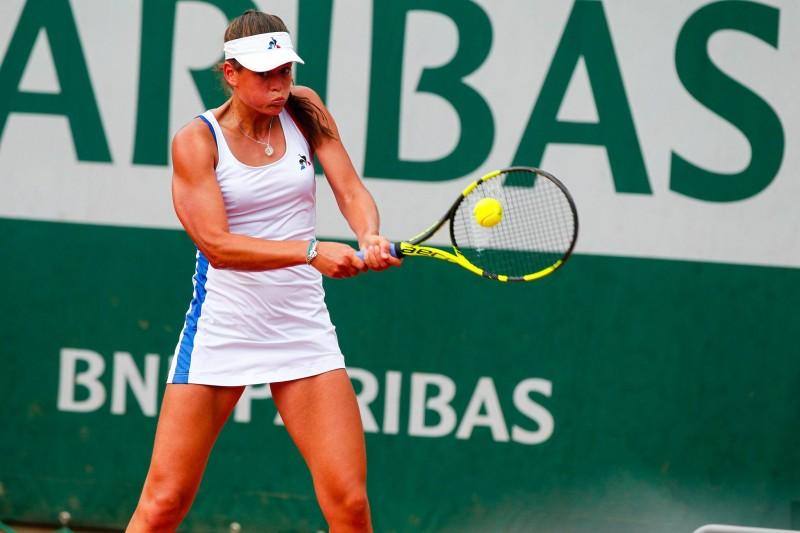 WTA - Tashkent (Q) - Paquet ne rejoindra pas Parmentier