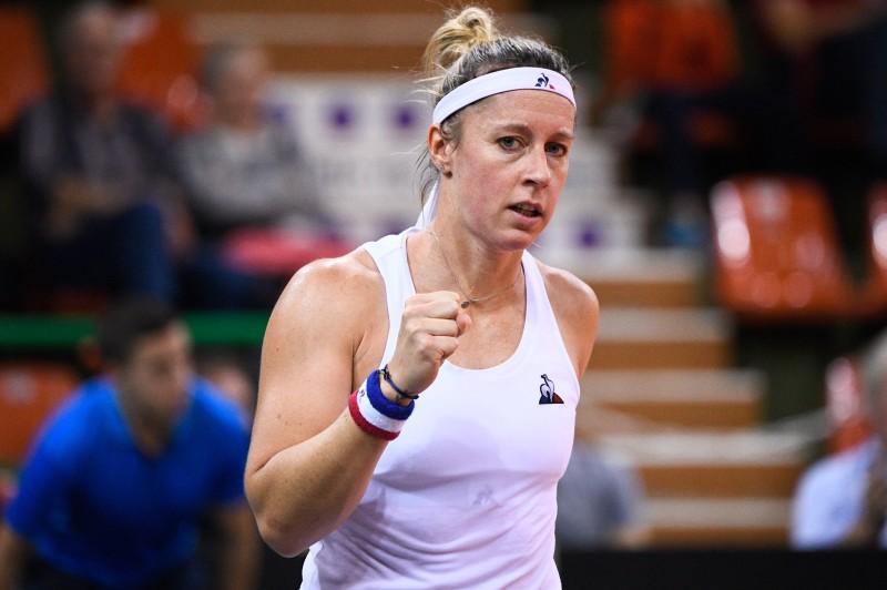 WTA - Pauline Parmentier bénévole : 'Enfin un petit challenge !'
