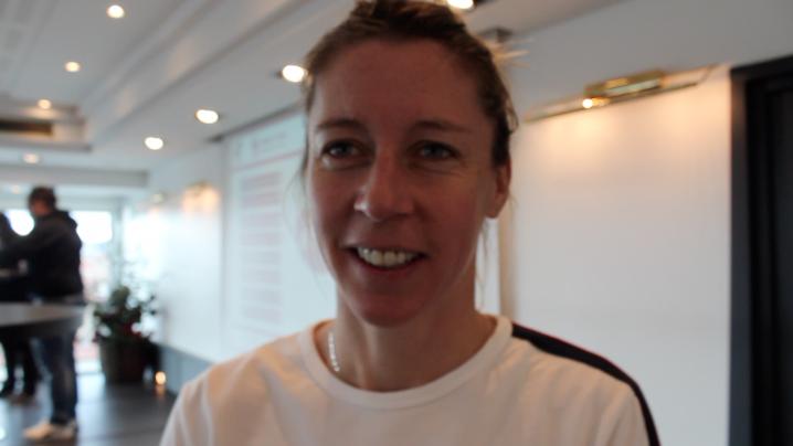WTA - Lyon - Pauline Parmentier : 'Je n'ai plus rien à prouver'