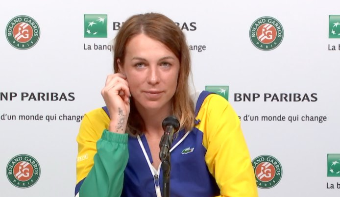 Roland-Garros - Pavlyuchenkova, en finale : 'J'y ai toujours cru...'
