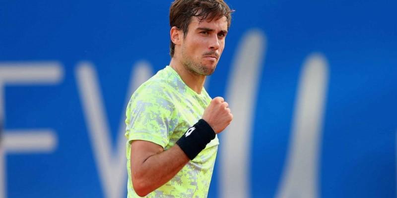 ATP - - Guido Pella obtient sa 100ème victoire ATP en carrière