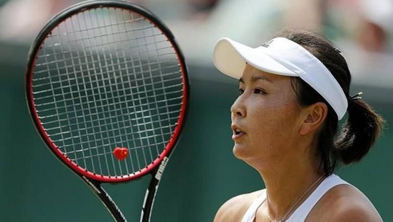 WTA  - Peng suspendue après avoir voulu changer sa partenaire