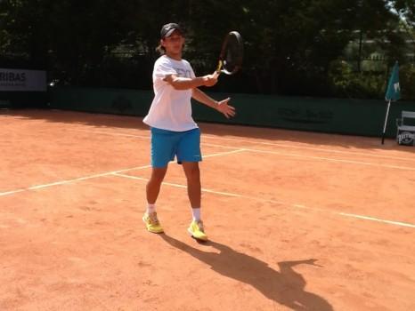 Tennis Monastir (ITF) - Premier titre en Tunisie pour Gabriel Petit Gabriel%20petit%20fb