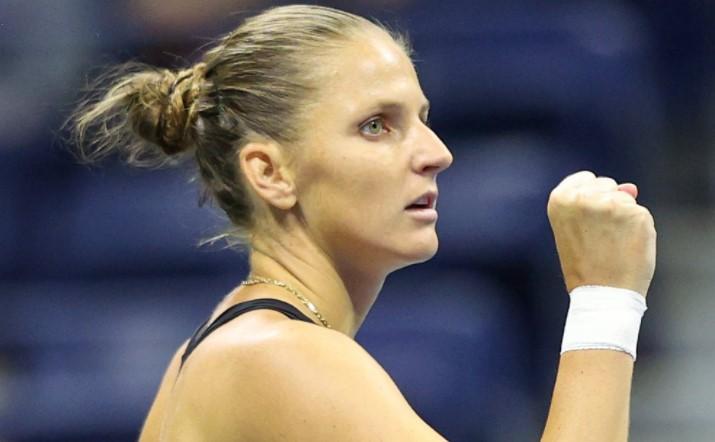 WTA - Finals - Karolina Pliskova est qualifiée pour son 5e Masters !