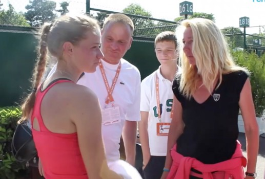 Jessika Ponchet décroche une wild-card pour l'Open d'Australie — Tennis