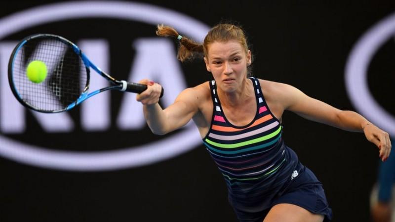 WTA - Belgrade - Jessika Ponchet passe le premier tour, pas Hesse