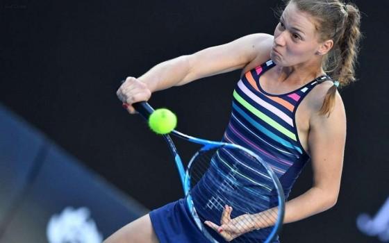 Biarritz (W80) - Pas de finale chez elle pour Jessika Ponchet
