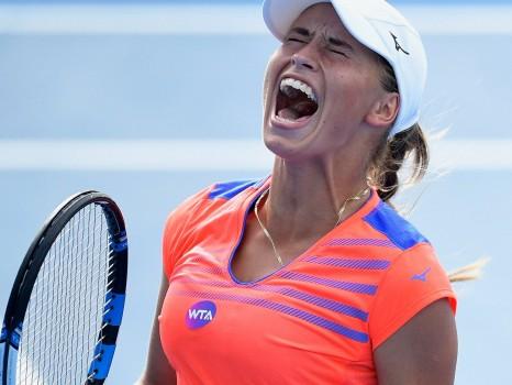 WTA - Saint-Pétersbourg - Putintseva-Mladenovic en finale