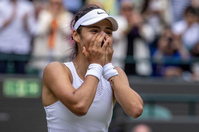 US Open - Raducanu, en qualifs : 'J'ai tellement appris à Wimbledon...'