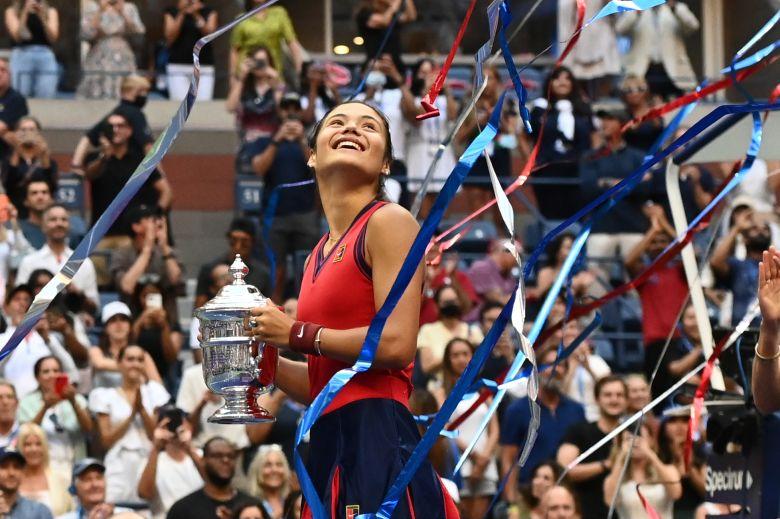 US Open - Si vous avez raté le sacre d'Emma Raducanu, le résumé en vidéo