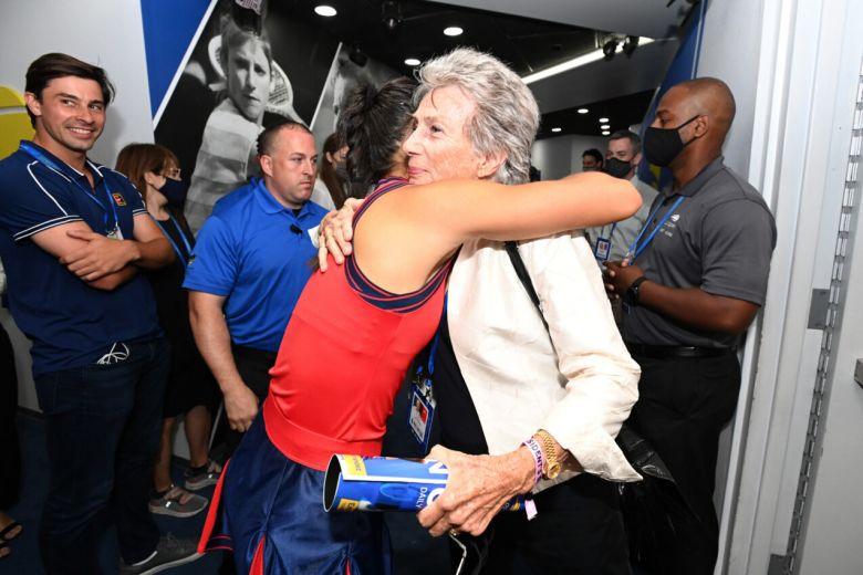 WTA - Virginia Wade : 'Emma Raducanu gagnera d'autres Grands Chelems'
