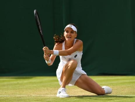 WTA - Radwanska : du court de tennis au parquet de danse