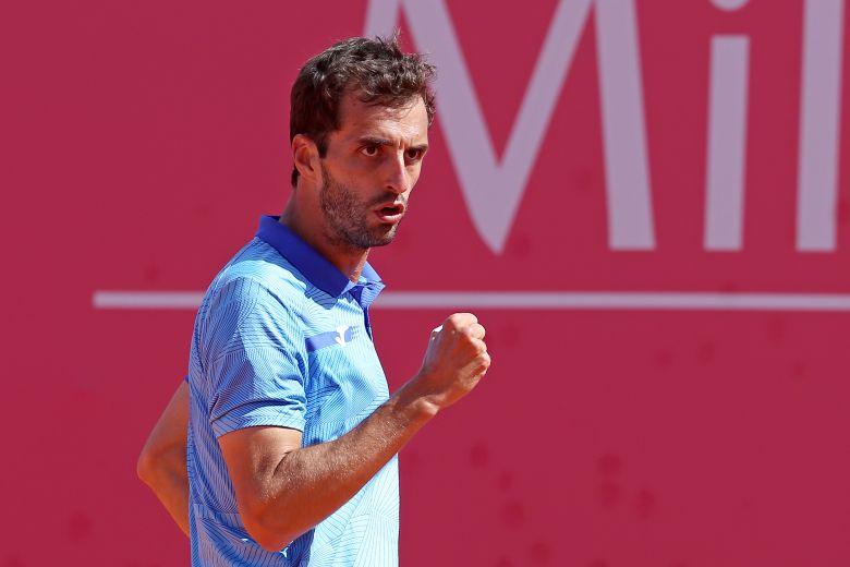ATP - Estoril - Ramos dompte Davidovich et jouera Norrie en finale