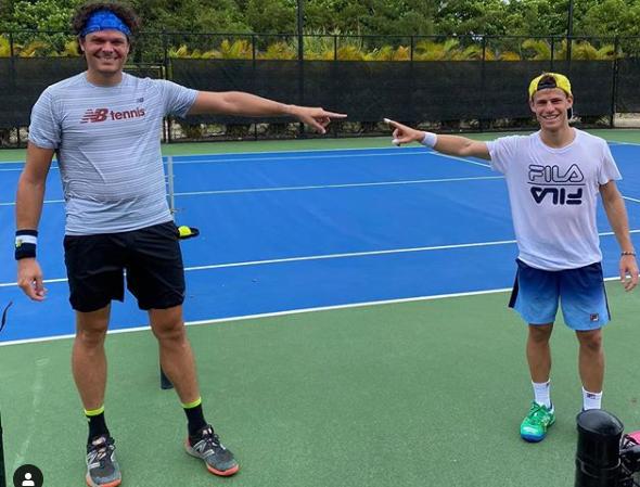ATP - A 3 semaines de l'US Open, Milos Raonic n'est pas encore au top