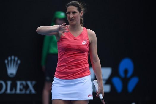 WTA - 'Je vous dis à bientôt' Virginie Razzano arrête