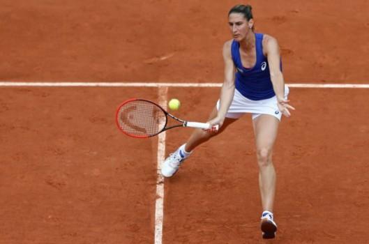 WTA - Strasbourg (Q) - Razzano et Georges qualifiées