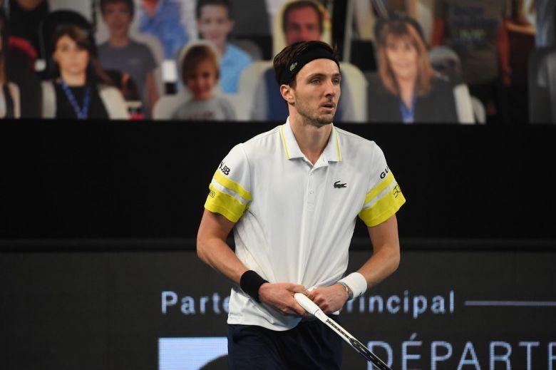 ATP - Marseille (Q) - Lestienne et Rinderknech ok, Pouille-Molcan