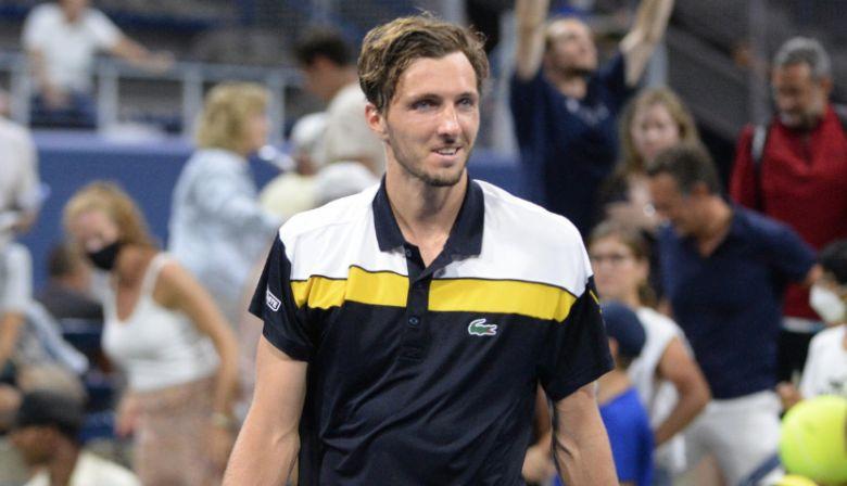 ATP - Anvers - Rinderknech s'impose face à Delbonis, Gasquet coince