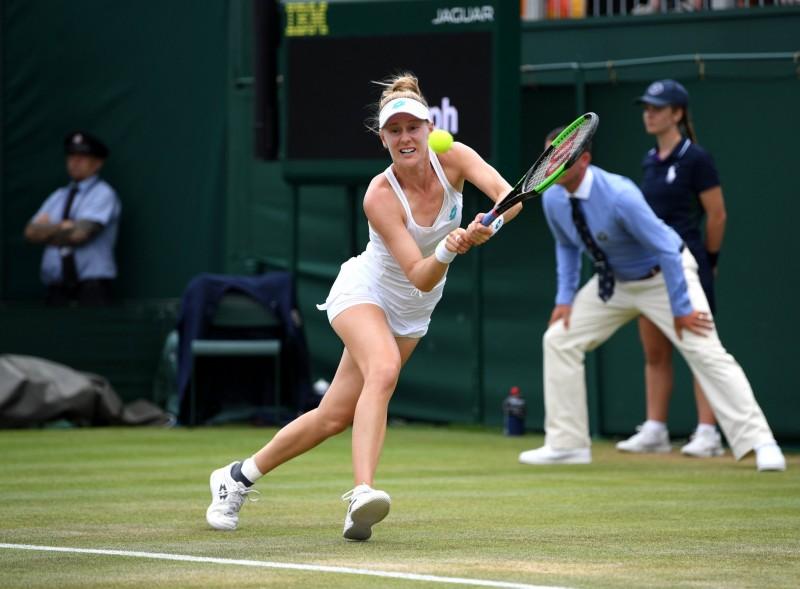 Wimbledon - Alison Riske prend sa revanche sur Belinda Bencic