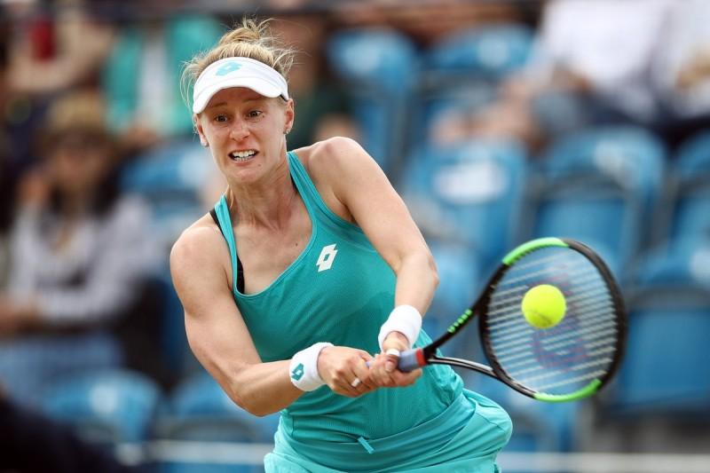 WTA - s'Hertogenbosch - Alison Riske prive Bertens de 3e titre