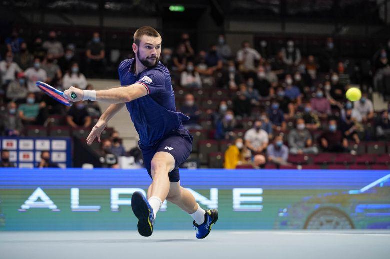 ATP - Vienne  - L'exploit de Rodionov, l'abandon de Monfils