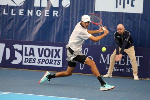 Lille (CH) - Rayane Roumane a saisi royalement sa chance
