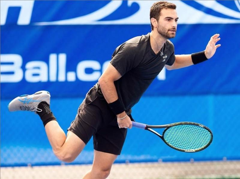 Adria Tour - Noah Rubin attend des mesures envers Novak Djokovic